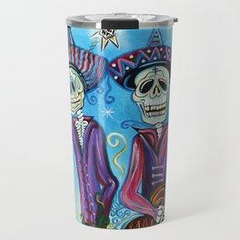 Secrets Of The Mariachi Travel Mug