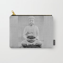 Coffee beans Buddha 2 Carry-All Pouch