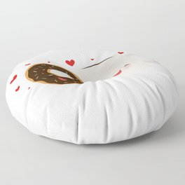 It's Love Floor Pillow