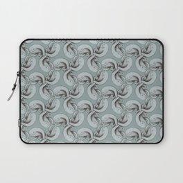 Tessellating monster pattern Laptop Sleeve