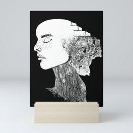 Crystallized Mini Art Print