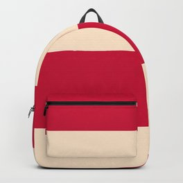 The Cannibal's Office Curtains Backpack