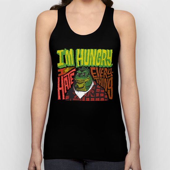 Hungry Earl Unisex Tank Top