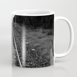 """Tracks"" Coffee Mug"