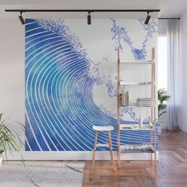 Pacific Waves III Wall Mural