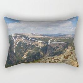 View from Sniezka Rectangular Pillow