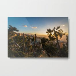 Warmest Dream Metal Print