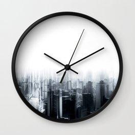 Fading Chaos Wall Clock