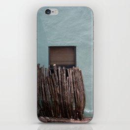 alpine, texas window iPhone Skin