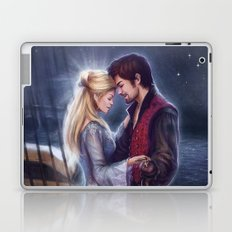The Pirate and the Star Laptop & iPad Skin
