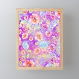 Nature In Colors 8 Framed Mini Art Print