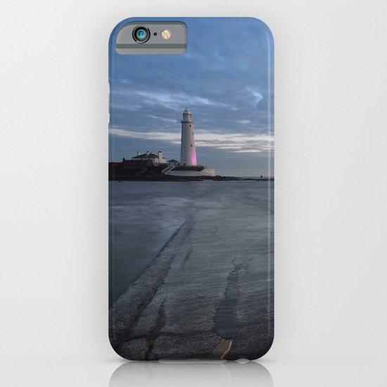 St Marys Lighthouse iPhone & iPod Case
