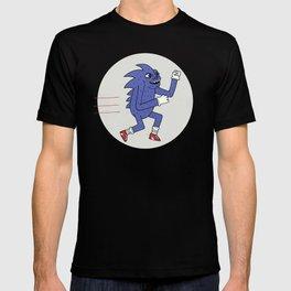 RUNHOG THE SUPERSONIC SPEED PIG T-shirt
