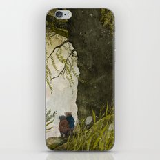 The Wind in the Willows iPhone Skin