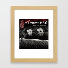 element66-Kenny and Chad Framed Art Print