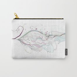 be flower Carry-All Pouch