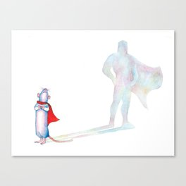 SuperHero Dreams Canvas Print