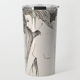 Sea Goddess Travel Mug