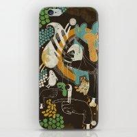 surrealism iPhone & iPod Skins featuring surrealism by Judit Varga