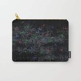 Neon windows Carry-All Pouch