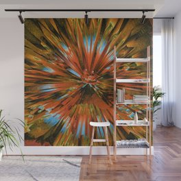 Evince Wall Mural