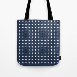 TINY CROSSES Tote Bag