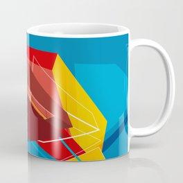 Abstract Composition  Coffee Mug