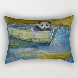 Panda Sailor Rectangular Pillow