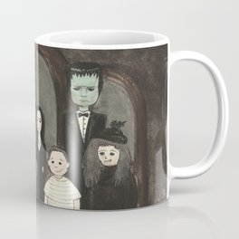 Addams Family  Coffee Mug