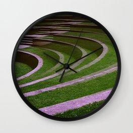 Temple Newsam Wall Clock