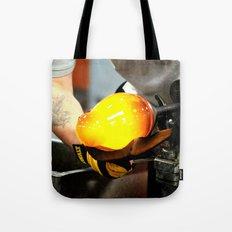 Molten Orb Tote Bag