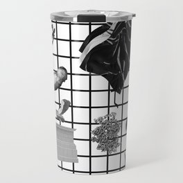 COLLABORATION WITH LARS MOEREELS Travel Mug