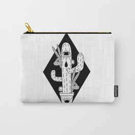Hare cactus Carry-All Pouch