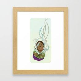 Jelly Miss  Framed Art Print