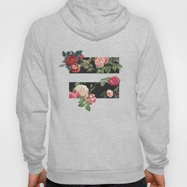 floral equality symbol Hoody