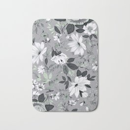 Flowers -a55 Bath Mat