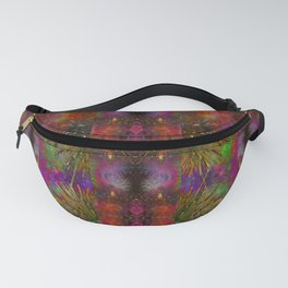 Pyrotechnic Pattern Fanny Pack