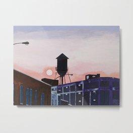 St-Lawrence Warehouse Metal Print