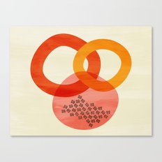 abstract II Canvas Print