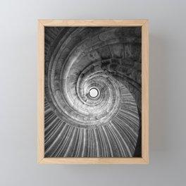 Stairway Framed Mini Art Print