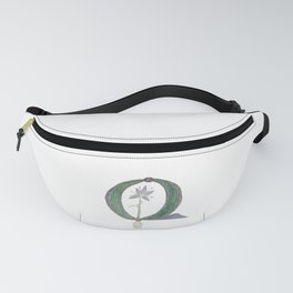 Q is for Quassia Fanny Pack