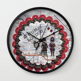 Celebrate London Wall Clock