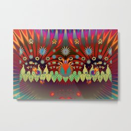 You Promised Me A Flower Garden Metal Print
