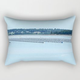 Growing Food with Tides Rectangular Pillow