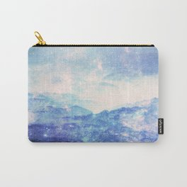 Ridges Of Time Carry-All Pouch