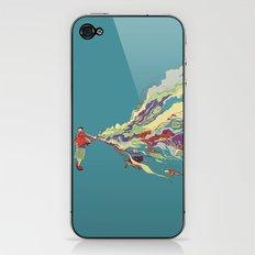 Bring it back iPhone & iPod Skin