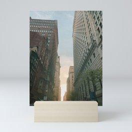 Philly Street View Mini Art Print