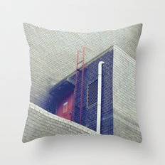 dead ends Throw Pillow