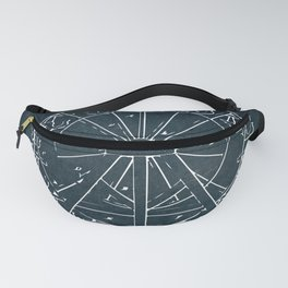 Roundabout Fanny Pack