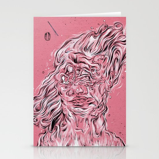 Vessel of Woman Stationery Cards